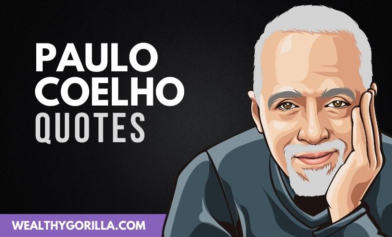 The Best Paulo Coelho Quotes