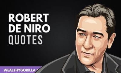 The Best Robert De Niro Quotes