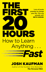 The First 20 Hours - Best Psychology Books