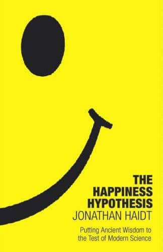 The Happiness Hypothesis - Best Psychology Books