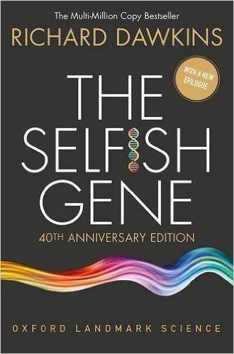 The Selfish Gene - Best Psychology Books