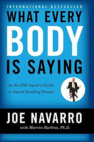 What Every Body is Saying - Best Psychology Books