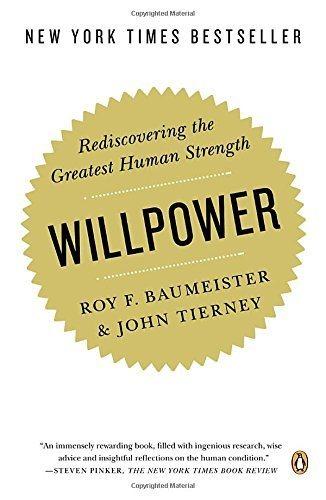 Willpower - Best Psychology Books