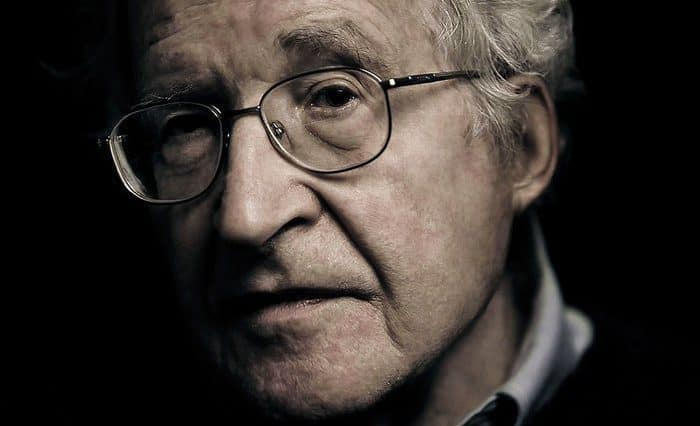 35 Inspirational Noam Chomsky Quotes