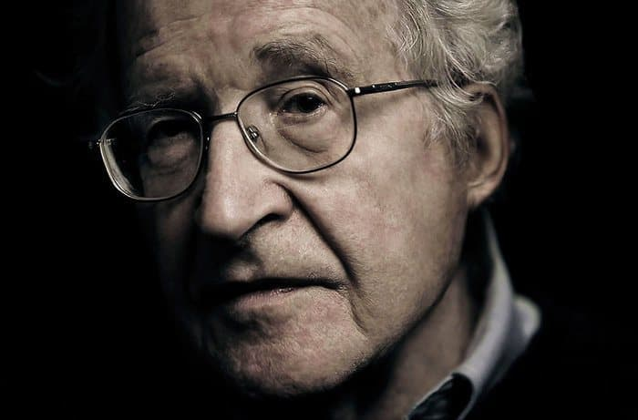 35 Inspirational Noam Chomsky Quotes