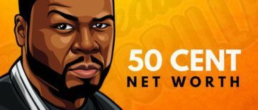 50 Cent's Net Worth