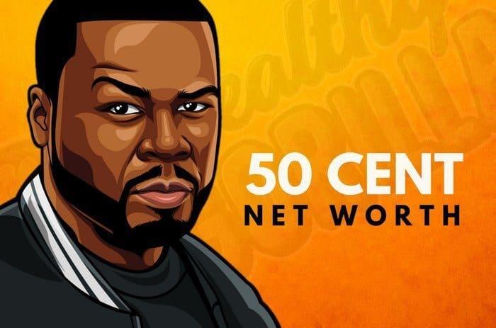 50 Cent's Net Worth