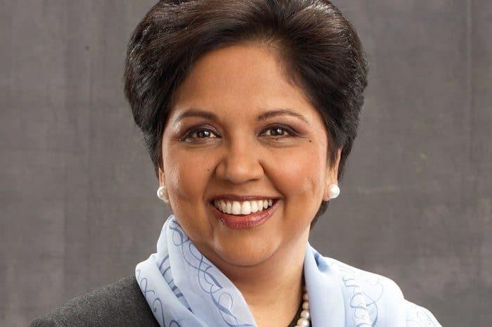 Famous Female Entrepreneurs - Indra Nooyi