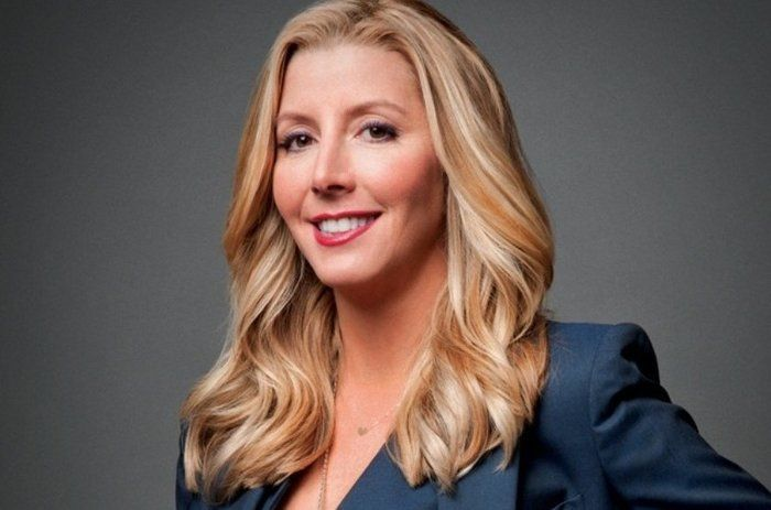Famous Female Entrepreneurs - Sara Blakely