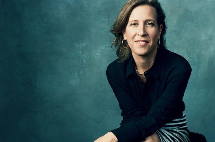 Famous Female Entrepreneurs - Susan Wojcicki