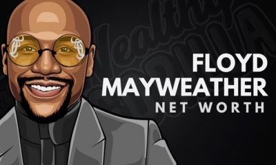 Floyd Mayweather's Net Worth