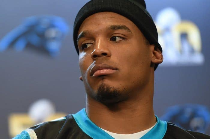 Highest Paid Athletes - Cam Newton