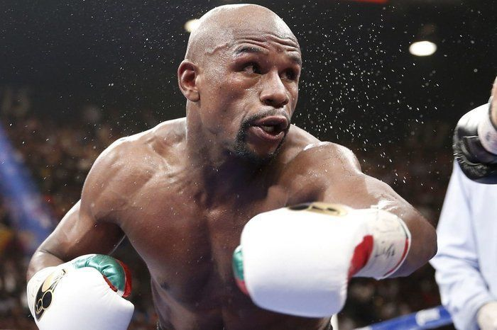 Highest Paid Athletes - Floyd Mayweather