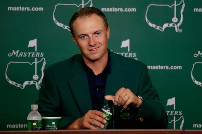 Highest Paid Athletes - Jordan Spieth