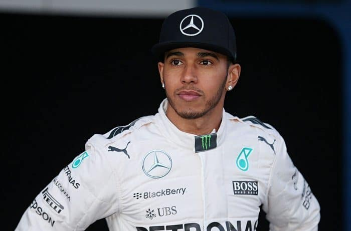 Highest Paid Athletes - Lewis Hamilton