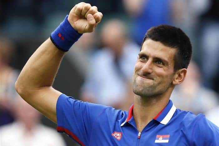 Highest Paid Athletes - Novak Djokovic
