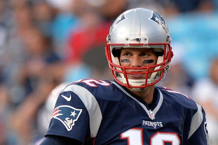 Highest Paid Athletes - Tom Brady
