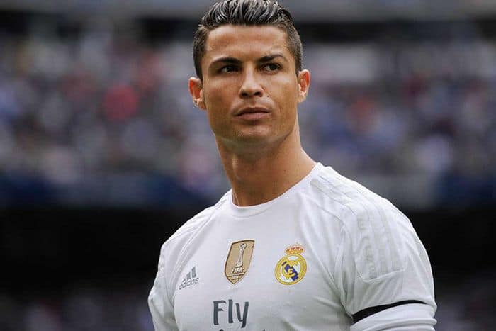 Highest Paid Players - Cristiano Ronaldo