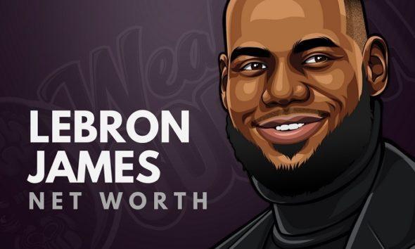 LeBron James' Net Worth