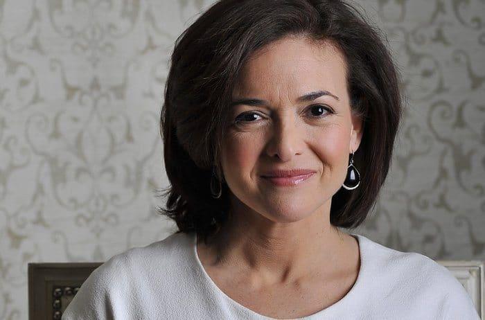 Famous Female Entrepreneurs - Sheryl Sandberg