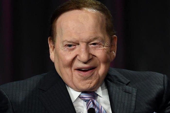 Οι πιο πλούσιοι άνθρωποι - Sheldon Adelson