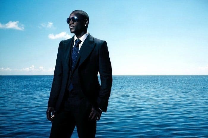 Richest Rappers - Akon