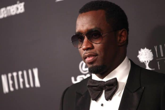 Richest Rappers - Sean Combs