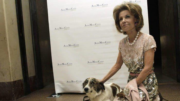 Richest Women in the World - Margaretta Taylor