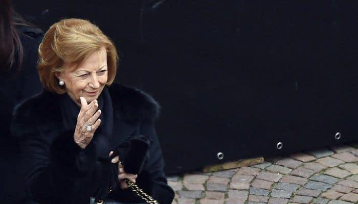 Richest Women in the World - Maria Franca Fissolo