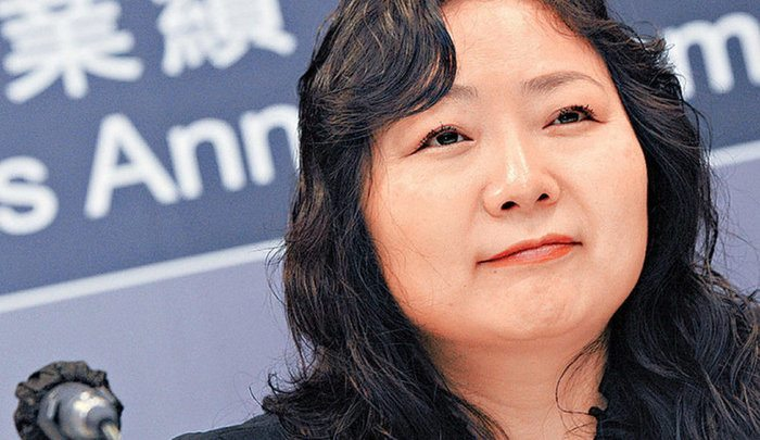 Richest Women in the World - Pollyana Chu