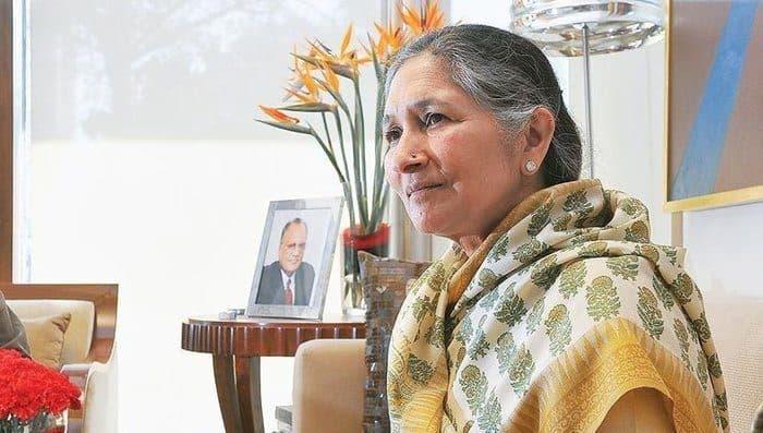 Richest Women in the World - Savitri Jindal