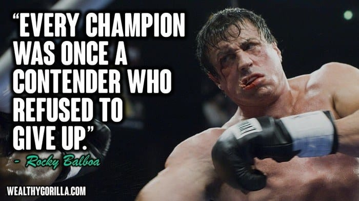 Rocky Balboa Picture Quotes (2)
