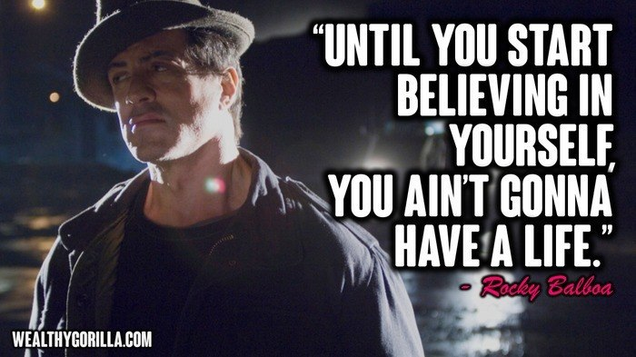 Rocky Balboa Life Is Hard Quote: 17 Most Inspirational Rocky Balboa Quotes & Speeches