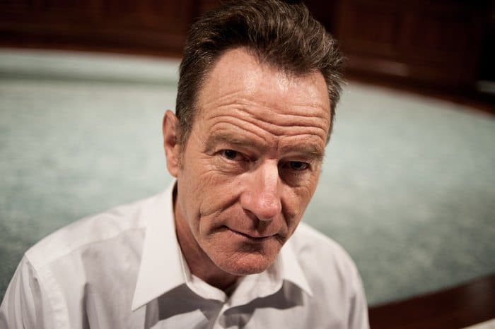 Successful Individuals Poor at Old Age - Bryan Cranston