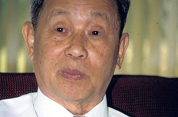 Successful Individuals Poor at Old Age - Chaleo Yoovidhya