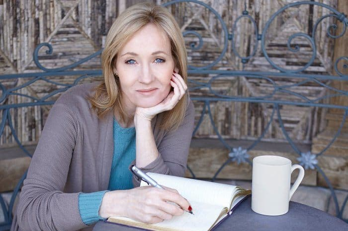Successful Individuals Poor at Old Age - JK Rowling