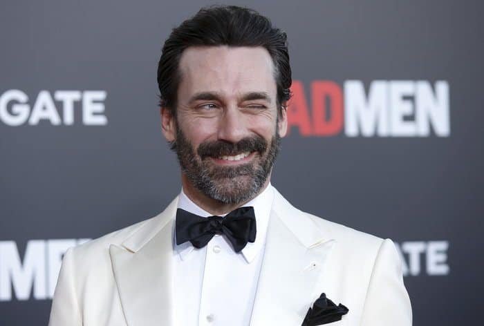Successful Individuals Poor at Old Age - Jon Hamm