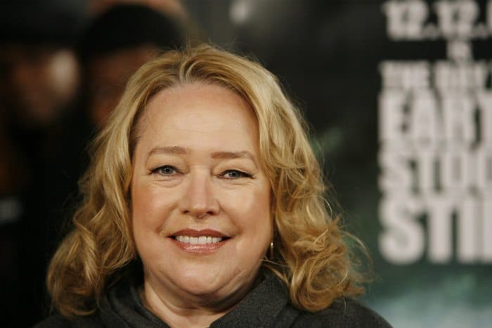 Successful Individuals Poor at Old Age - Kathy Bates