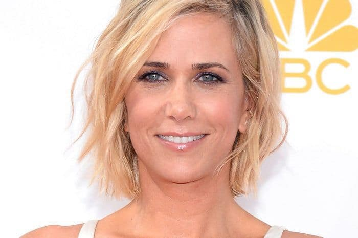 Successful Individuals Poor at Old Age - Kristen Wiig