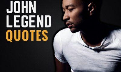 The Best John Legend Quotes