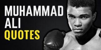 The Best Muhammad Ali Quotes