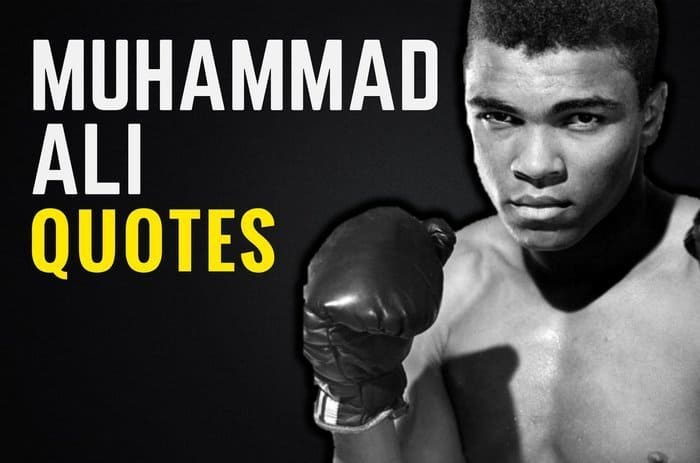 32 Legendary Muhammad Ali Quotes On Being Great