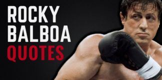 The Best Rocky Balboa Quotes