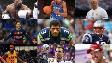 The Top 20 Highest Paid Athletes in the World