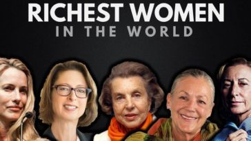 The Top 20 Richest Women in the World 2017