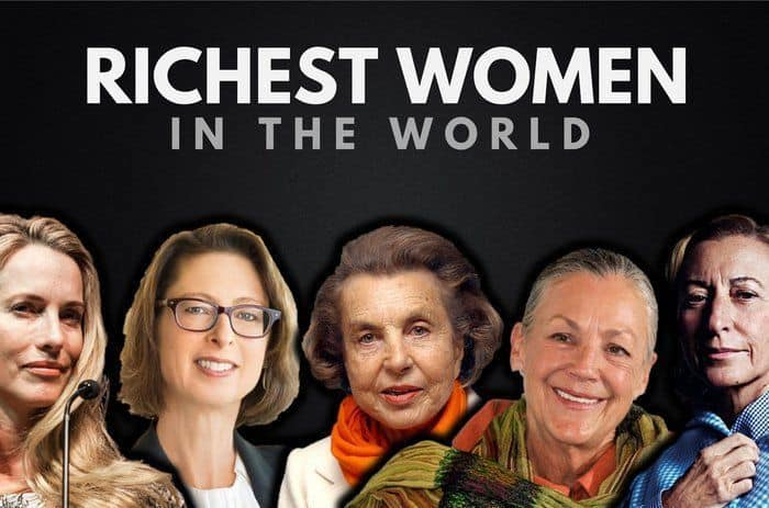 Richest celebrity women in the world 2019