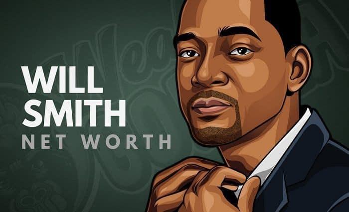 Will Smith's Net Worth