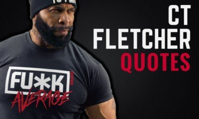 The Best CT FLetcher Quotes