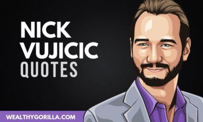 27 Nick Vujicic Quotes About Faith, Belief & Love