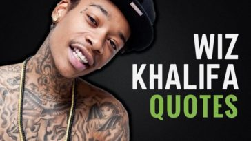 The Best Wiz Khalifa Quotes